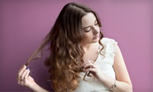 $28 for a Haircut, Shampoo, Shine Treatment, and Style at Avanti ($60 Value)