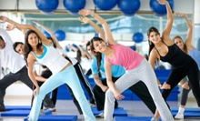One- or Two-Month Membership with Unlimited Classes and Two Personal-Training Sessions at PowerHouse Gym (Up to 78% Off)