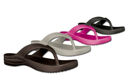 Dawgs Women's Flip-Flops