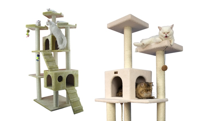 Deluxe Cat Trees - Online Deal