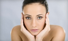 Ultrasonic Eye Treatment, Diamond-Tip Microdermabrasion, or Both at Orya Beauty Boutique (Up to 74% Off)