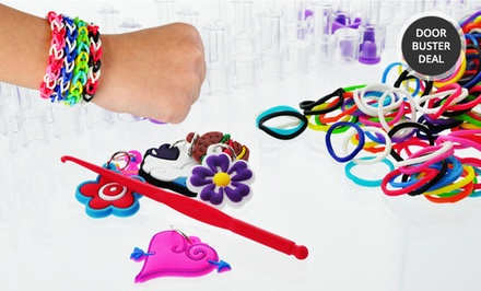 Royal Loom Bands Kit. Free Returns.