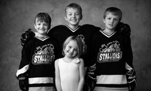$89 for an In-Studio Photo Shoot for Up to Six with Prints at Marc Hauser Photography ($1,250 Value)