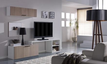 Móvel de sala para televisão de modelo Elsa por 139,90€