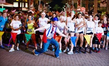 Registration for One or Two to the Rock N Glow 5K, 2013 by Hi5F on July 13 (Up to 65% Off)