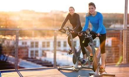 5 or 10 Indoor Cycling Classes at Flow Cycle Studio (Up to 54% Off)