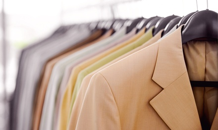 $30 or $60 Worth of Dry Cleaning at Cosmopolitan Cleaners & Valet