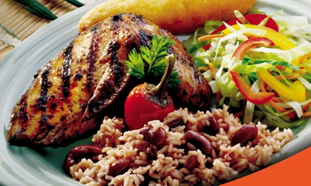 Caribbean Food at Golden Krust ( 50% Off)