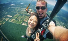 $150 for a Tandem-Skydiving Experience for One at Skydive South Shore (Up to $249 Value)