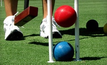 Three Hours of Croquet Play or a 20-Person Party at Kactus Creek Croquet Club (Up to 52% Off)