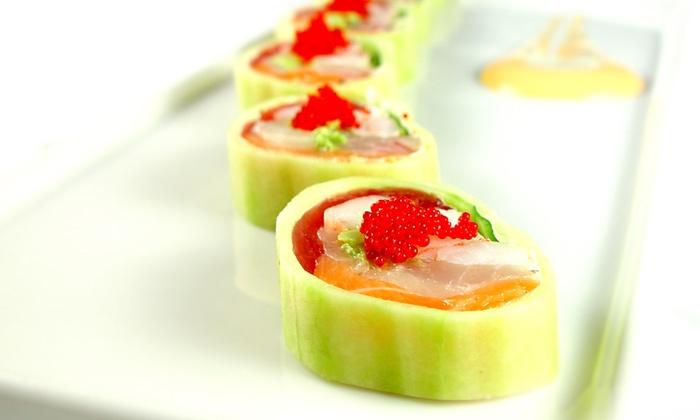 Sushi Thai Columbus Deal Of The Day Groupon Columbus