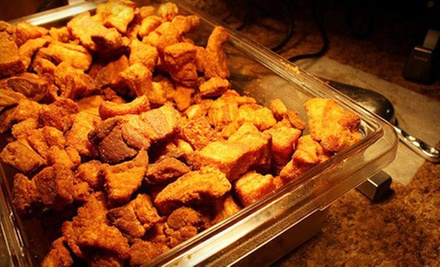 $10 for $20 at Bergerons Boudin and Cajun Meats of Shreveport
