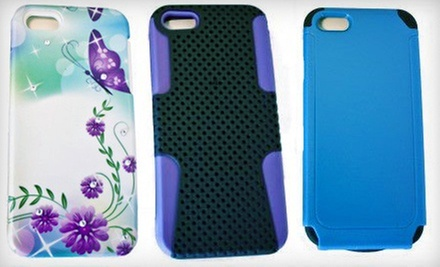 Cell Phone Accessories at Mobili Wireless (Up to 52% Off). Two Options Available. 