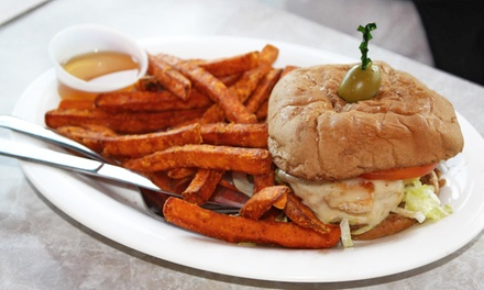 $12 for $20 Worth of Burgers and American Classics at Cheeburger Cheeburger