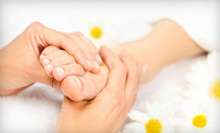 One or Three 45-Minute Reflexology Sessions at Solé Salon & Spa (Up to 54% Off)