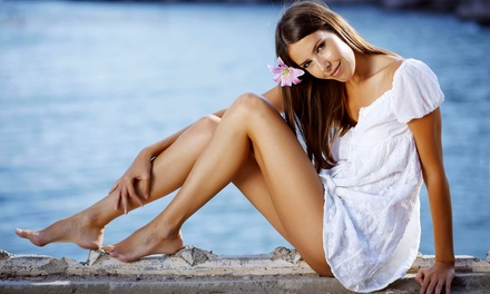 Three Laser Hair-Removal Treatments on a Small, Medium, or Large Area at Advanced Aesthetics Medical Spa (Up to 83% Off)