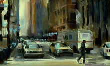 $99 for $200 Worth of Oil-Painting Prints at Darren Thompson Fine Art