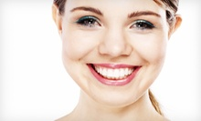 Dental Exam, X-rays, and Cleaning with Optional Take-Home Teeth-Whitening Kit at DentVance Dental Care (Up to 82% Off)