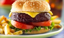 Burgers and Beer for Two or Four at Thornwood Ale House (Up to 55% Off)