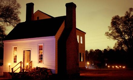 Ghost Walk for Two, Four, or Six at Historic Latta Plantation (45% Off)