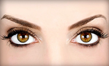 Permanent Eyeliner for One or Both Lids, Full Lip Liner, or Full Brow Filler at Beatrice Salon in Campbell (Up to 63% Off)