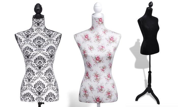 wgr trading g1 mannequin couture mod le et coloris au choix 49 99 livraison offerte. Black Bedroom Furniture Sets. Home Design Ideas
