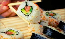 $15 for $30 Worth of Sushi and Japanese Food at Kawa Japanese Cuisine