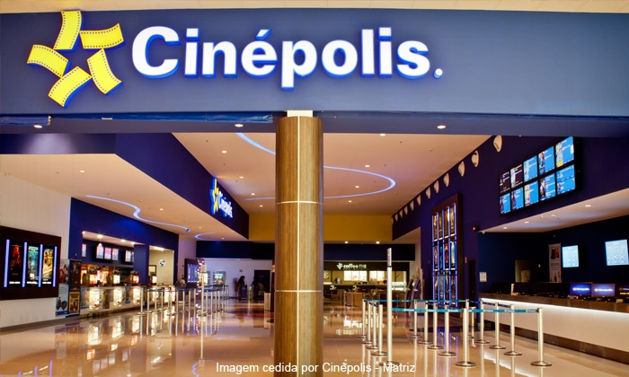 Cinépolis - Matriz - 4.Cinépolis Largo XIII: Cinépolis – 26 endereços: ingresso em sala 2D ou 3D válido para todos os dias, a partir de R$ 10,90