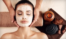 One or Three Spa Facials with Upper-Body and Foot Massages at Long Acupuncture & Skin Rituals Spa (Up to 54% Off)