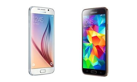 Samsung Galaxy S5 ou Samsung Galaxy S6 disponíveis em duas cores desde 369€