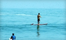 One- or Two-Hour Standup-Paddleboard Rental at American Watersports Inc (Up to 56% Off)