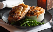 $20 for $40 Worth of French-Inspired Food at Dgag Jazz Caf