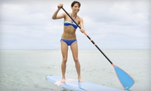 One-Hour Standup-Paddleboard Rental or All-Day Weekday or Weekend Board Rental at Sunrise Paddleboards (Up to 64% Off)