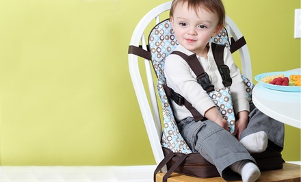 Kids Corner Travel Booster Seat with Carry Bag