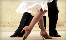 $49 for Two Private Lessons for One or Two at Michiana Dance ($110 Value)