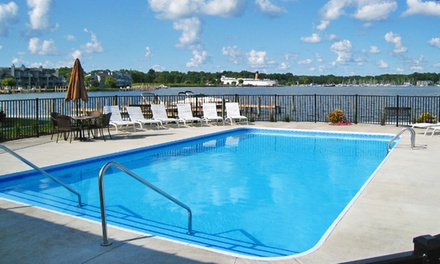 Groupon Deal: 1-Night Stay for Two with Breakfast at Saugatuck Harbor Inn in Saugatuck, MI. Combine Up to 4 Nights.