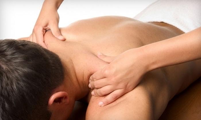 Как сделать массаж спины парню видео
