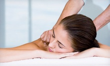 One or Three Swedish Massages or One or Two Therapeutic Massages at A Quiet Spirit Massotherapy  (Up to 54% Off)