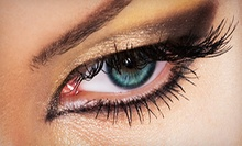 Full Set of Natural or VaVoom Eyelash Extensions at Milvali Salon &amp; Cosmetics (Up to 66% Off)