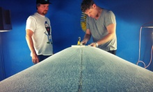 Four-Hour Group Surfboard-Shaping Class for One or Two at Shaper Studios (Up to 53% Off)