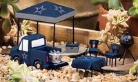 GROUPON: NFL Mini-Tailgate Set NFL Mini-Tailgate Set