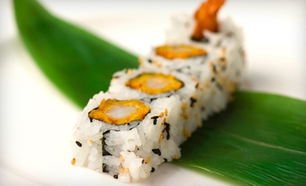 $15 for $30 Worth of Asian Fusion Cuisine at Gourmet Garden Restaurant