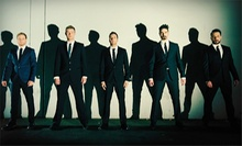 Backstreet Boys with Jesse McCartney and DJ Pauly D at Comerica Theatre on September 5 at 7:30 pm. (Up to $72.50 Value)