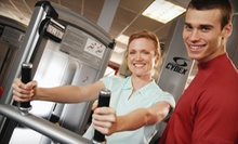 $30 for a Summer Gym Membership with Unlimited Tanning at Snap Fitness (Up to $213.85 Value)