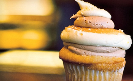 $15 for $30 Worth of Cupcakes, Cookies, and Other Baked Goods at Sugar Bakery