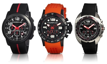 Morphic M22, M23, or M25 Series Men's Watch