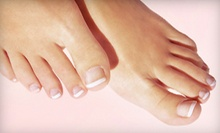 Laser Toenail-Fungus Treatments at Laser Health Centre (Up to 82% Off). Three Options Available.