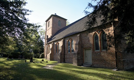 Up to 50% Off Guided tour of Historic Church at Historic St. Luke's Church