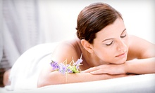 One-Hour Deep-Tissue or Hot-Stone Massage at Tres Jolie Salon and Spa (Up to 51% Off)
