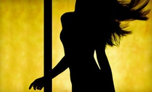 Five Pole-Dancing Classes, Private Party for 15, or $20 for $40 Worth of Apparel at Sacramento Pole Dance Studio